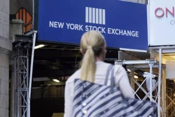 NY株反発、322ドル高 インフラ投資の合意好感 画像1