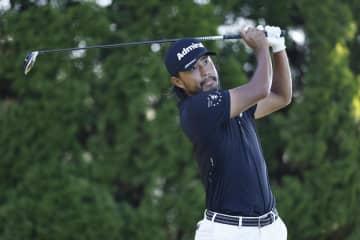 小平、7アンダーで首位発進 米男子ゴルフ第1日 画像1