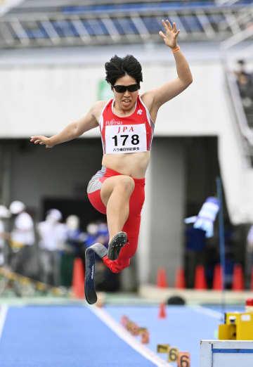 パラ陸上兎沢が走り幅アジア新 佐藤は世界最速も非公認 画像1