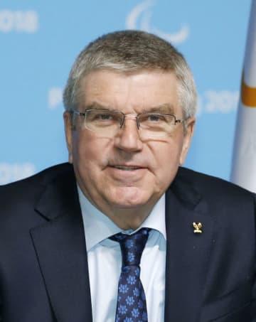IOC会長ら広島、長崎訪問へ 7月、「五輪休戦」期間に合わせ 画像1