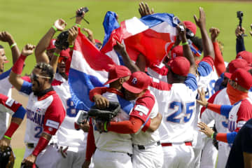 五輪野球、ドミニカ共和国が出場 全6チーム出そろう 画像1