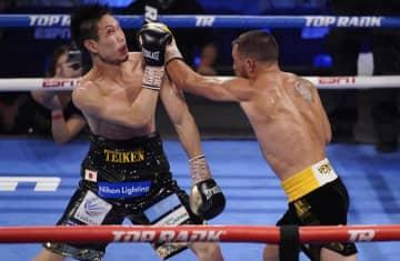中谷、ロマチェンコにTKO負け ボクシング注目の一戦 画像1