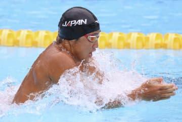 競泳の佐藤、積極性欠いたレース 自らの日本記録に5秒遅れ 画像1