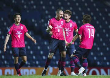 サッカーACL、C大阪が2連勝 香港・傑志に2―1、J組首位に 画像1