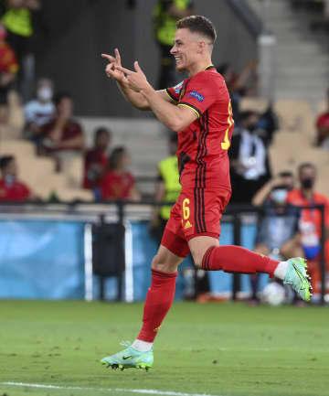 ベルギー、チェコが準々決勝へ サッカー欧州選手権 画像1