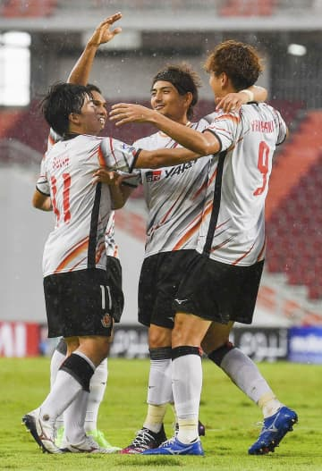 ACL、名古屋が4―0で大勝 山崎が3得点、3連勝 画像1