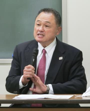 全柔連の山下会長再選、3期目へ コロナ禍五輪へ体制継続 画像1