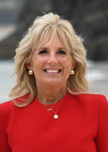米大統領夫人、五輪出席「検討」 バイデン氏は予定なし 画像1