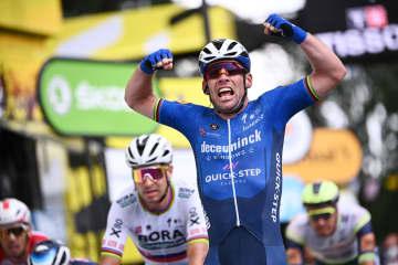 カベンディッシュがステージ制覇 ツール・ド・フランス 画像1