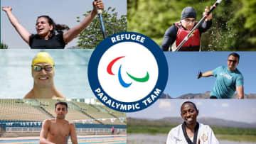 東京パラ、難民選手団6人が出場 IPC、リオ大会の3倍増 画像1