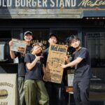 McLean -old burger stand-