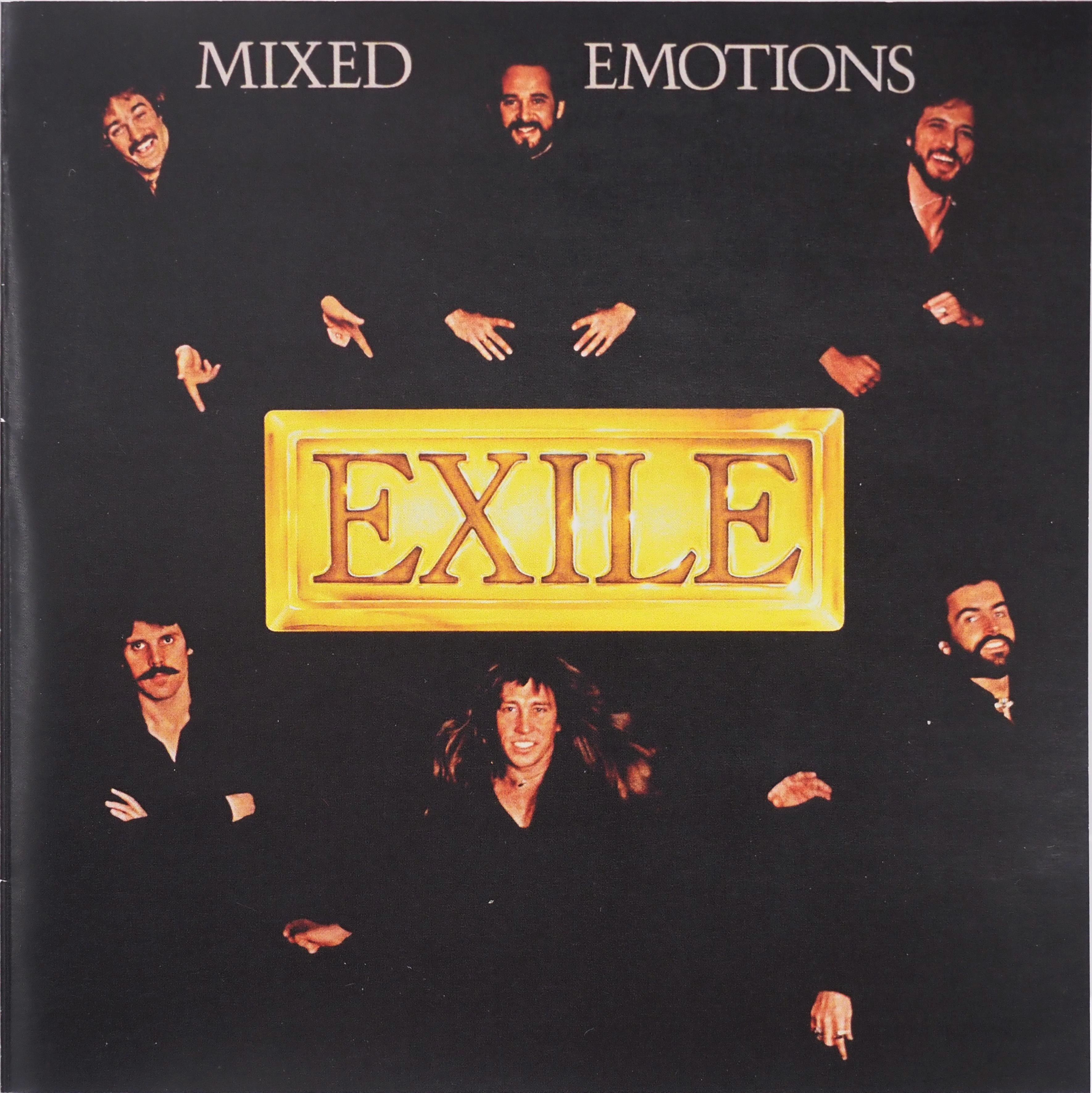 『MIXED EMOTIONS/EXILE』(輸入盤)