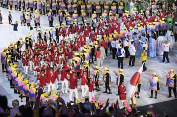 開閉会式参加は選手村滞在者だけ 日本選手団、3密回避で絞る 画像1