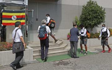 空港陽性者が大阪宿舎入り ウガンダ選手団、療養解除 画像1