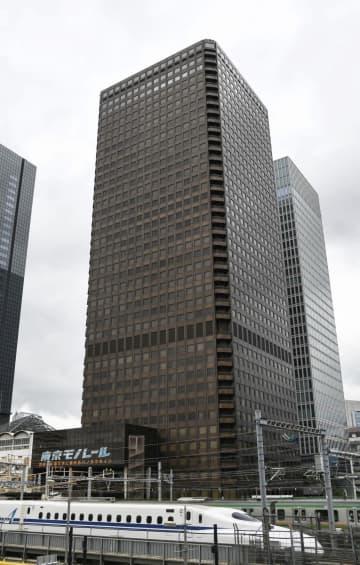 「日本一の高層ビル」閉館 浜松町の世界貿易センター 画像1