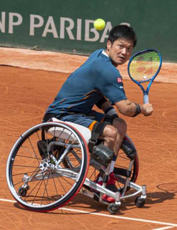 パラ日本選手団主将に国枝起用へ 車いすテニスの第一人者 画像1