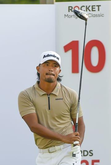 小平が暫定7位、松山56位 米男子ゴルフ第1日 画像1