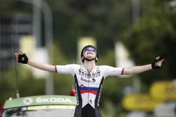 モホリッチが第7ステージ制す ツール・ド・フランス 画像1
