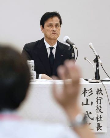 三菱電機、社長発言を訂正 株主に不正報告見送りで 画像1
