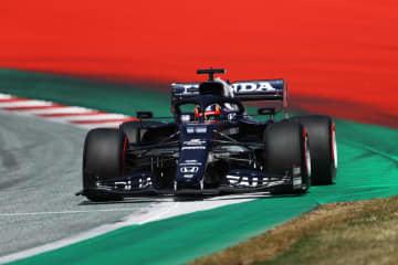 F1角田、予選自己最高7番手 第9戦オーストリアGP 画像1