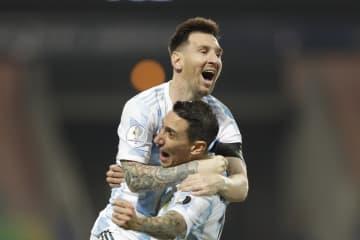 アルゼンチンが準決勝へ サッカー南米選手権 画像1