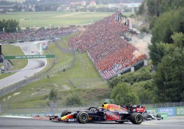 F1ホンダ33年ぶり5連勝 フェルスタッペン5勝目 画像1