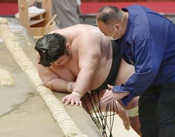 大関貴景勝が首負傷 3日目出場は当日判断 画像1