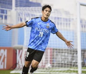 川崎、4連勝で首位守る サッカーACL 画像1