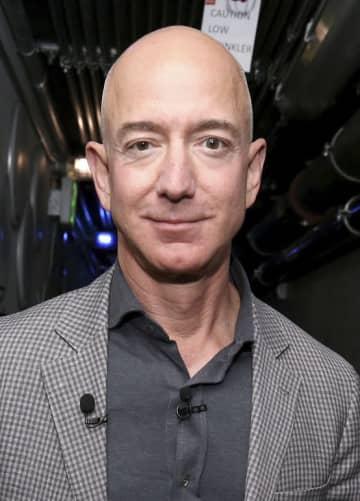 米アマゾン、ベゾスCEOが退任 創業27年で190兆円企業に 画像1