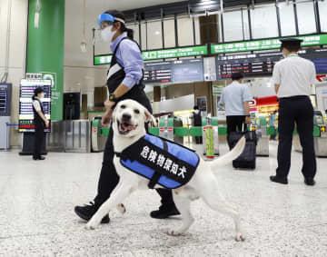 五輪パラ期間、乗客の荷物検査 テロ対策で首都圏JR主要駅 画像1
