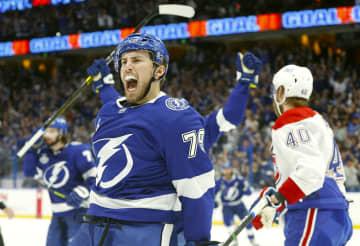 NHL、ライトニングが2連覇 スタンリー杯決勝、4勝1敗 画像1