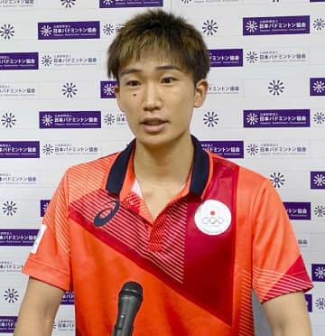 桃田賢斗「やっと出られる」 バドミントン、初の五輪へ思い 画像1