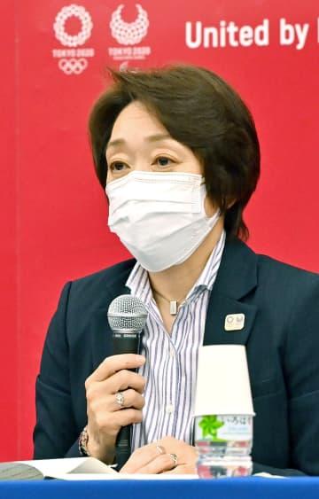 橋本会長、無観客開催に理解を 五輪、「申し訳ない」 画像1