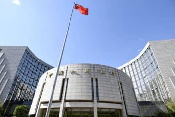 中国人民銀、預金準備率引き下げ 原料価格高騰で企業支援 画像1