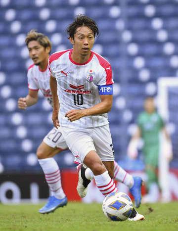 C大阪はJ組1位 サッカーのACL 画像1