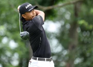 米男子ゴルフ、小平は予選落ち 第2日、リストが首位浮上 画像1