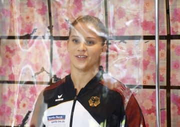 五輪本番も「ボディースーツ」 事前合宿のドイツ体操女子代表 画像1