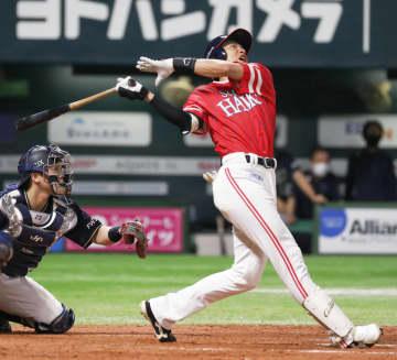 ソ7―4オ(11日) 柳田が2打席連続本塁打 画像1
