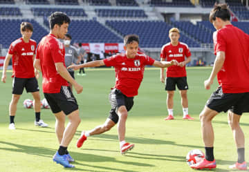 サッカー、12日ホンジュラス戦 男子五輪代表 画像1