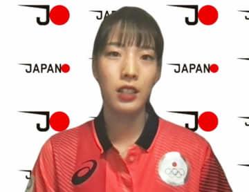 江村美咲「後悔ない試合を」 フェンシング五輪代表 画像1