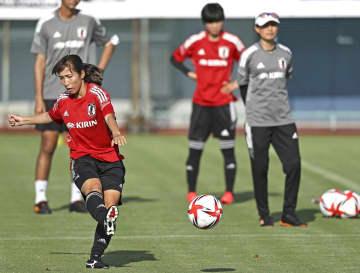 サッカー22選手が全練習を消化 女子日本代表 画像1
