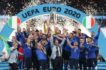 イタリアがPK戦制しV サッカー欧州選手権 画像1