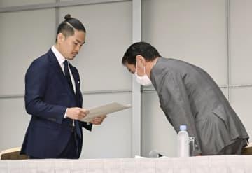 井岡一翔、謝罪文を受け入れ JBC、薬物検査で不手際 画像1