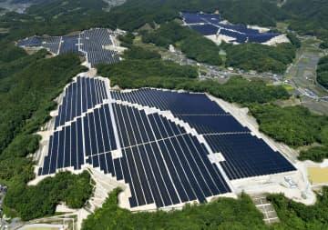 30年発電コスト、太陽光が最安 原発は上昇、再エネに追い風 画像1