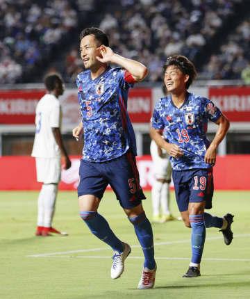 日本、ホンジュラスに快勝 メダル狙うサッカー男子 画像1