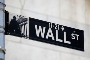 NY株反落、107ドル安 インフレ懸念でリスク回避 画像1