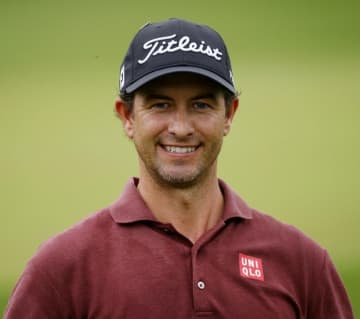 アダム・スコット、五輪に疑問 男子ゴルフ、元世界ランク1位 画像1
