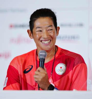 ソフトボール日本、選手村に入村 上野由岐子「いよいよ始まる」 画像1