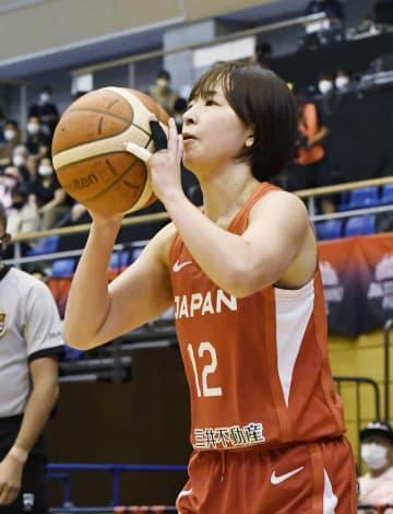 バスケ日本女子、ベルギーに勝つ 東京五輪代表の強化試合 画像1