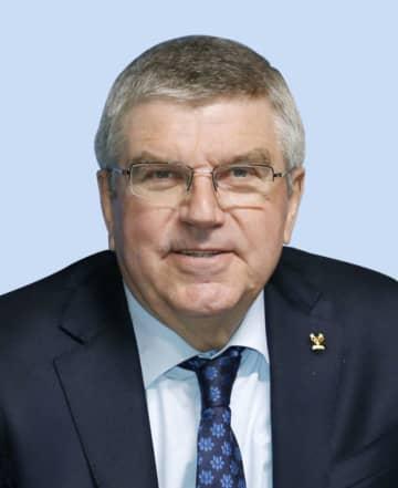 バッハ氏、観客入り首相に要望 新型コロナ感染改善の場合 画像1